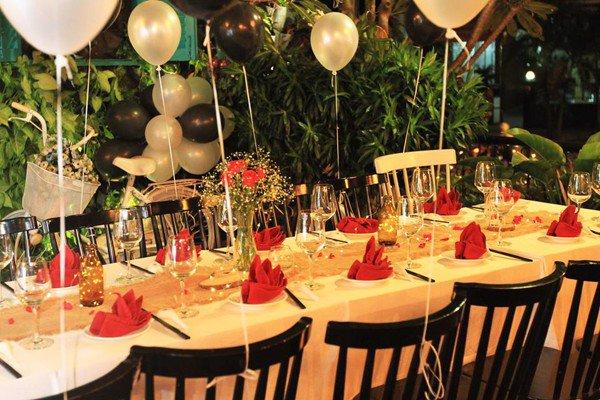 Những ý tưởng độc đáo để có một bữa tiệc sinh nhật ngoài trời đáng nhớ