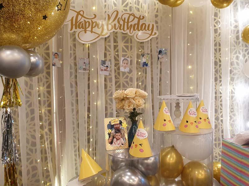 Tổ chức tiệc sinh nhật cần chuẩn bị những gì?