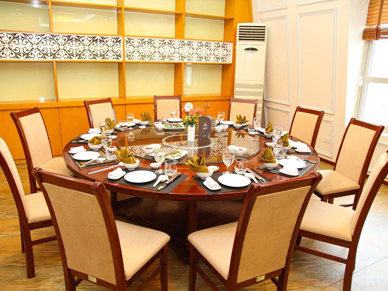 Dịch vụ đặt tiệc lưu động tại quận Ba Đình chuyên nghiệp