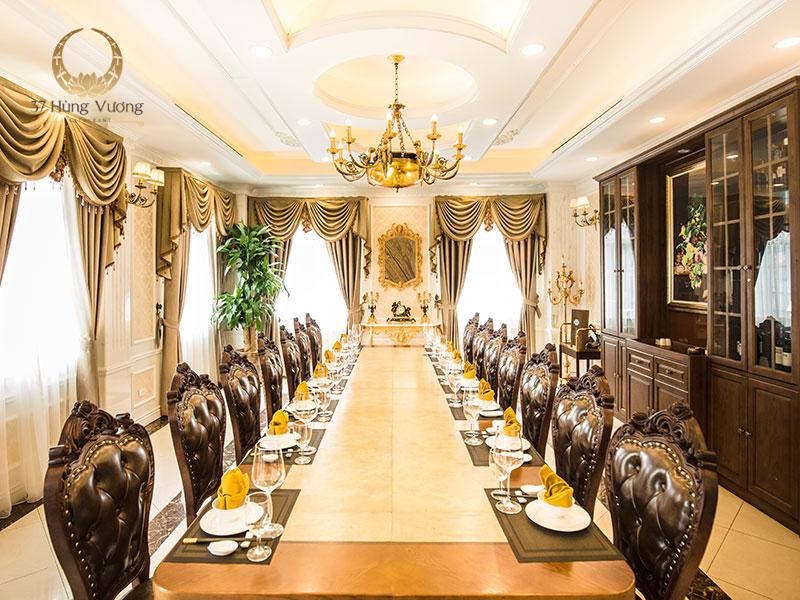 Nhà hàng 37A Hùng Vương – Địa điểm tổ chức tiệc 30/4 - 1/5 sang trọng
