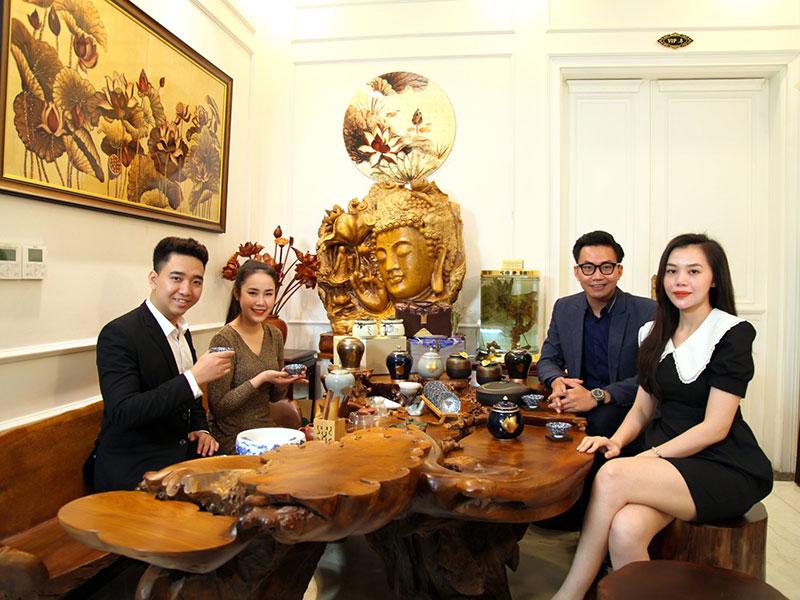 Tổ chức tiệc Trà tại Hà Nội và những điều cần biết khi tổ chức tiệc trà