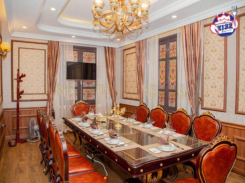 Nhà hàng X132 là sự lựa chọn hoàn hảo để tổ chức một bữa tiệc buffet